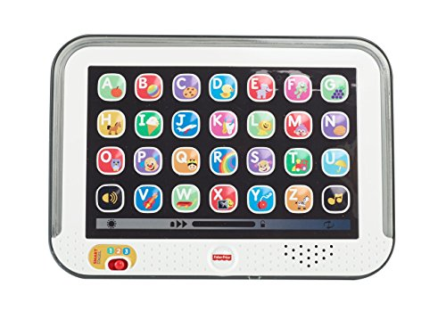 Mattel Fisher-Price CDG57 - Lernspa� Tablet, grau