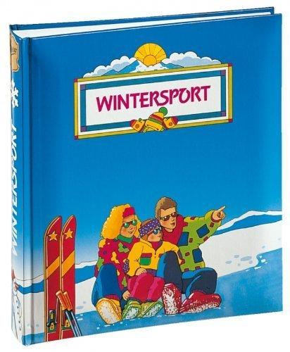 Henzo 1117007 Fotoalbum WINTERSPORT
