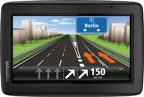 TomTom Start 25 M Europe Traffic, Navigationsger�t (Free Lifetime Maps, 13cm (5 Zoll) Display, TMC, Fahrspurassistent, Parkassistent, IQ Routes, Europa 45) schwarz