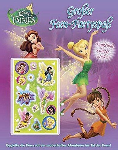 Disney: Activity Gro�er Feen-Partyspa�