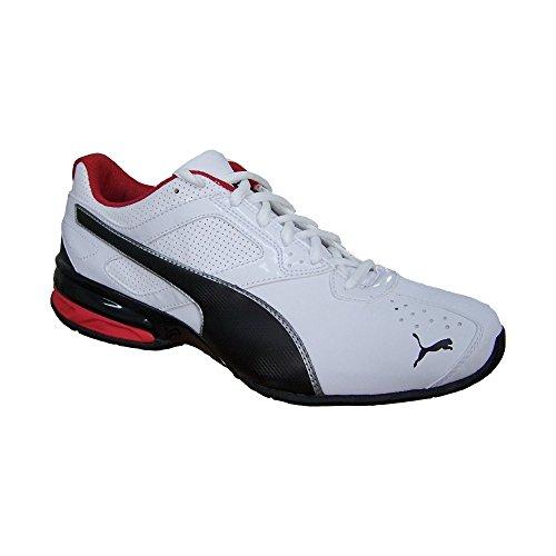 Puma Herren Sneaker Tazon 6 189873 Puma White-Puma Black-Puma Silver 44