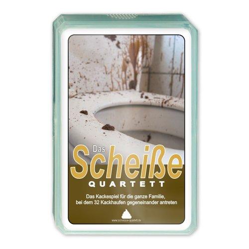 Quartett QUAI001 - Schei�e Quartett