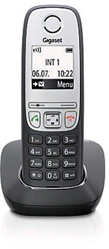 Gigaset A415 Dect-Schnurlostelefon, schwarz