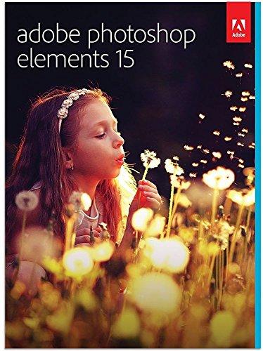 Adobe Photoshop Elements 15 (Frustfreie Verpackung)