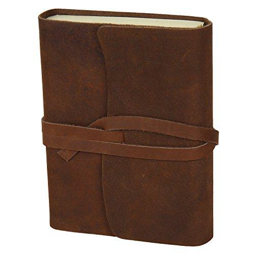 Rustikal Stadt Handgefertigte Leder Journal Tagebuch f�r M�nner Frauen Leder Tagebuch von Indian Artisans