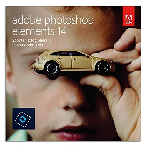 Adobe Photoshop Elements 14 (Frustfreie Verpackung)