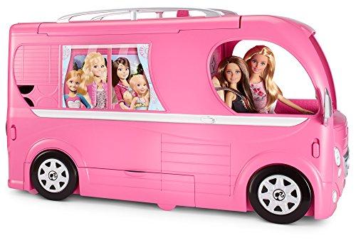 Mattel Barbie CJT42  - Das gro�e Hundeabenteuer - Super Ferien Camper