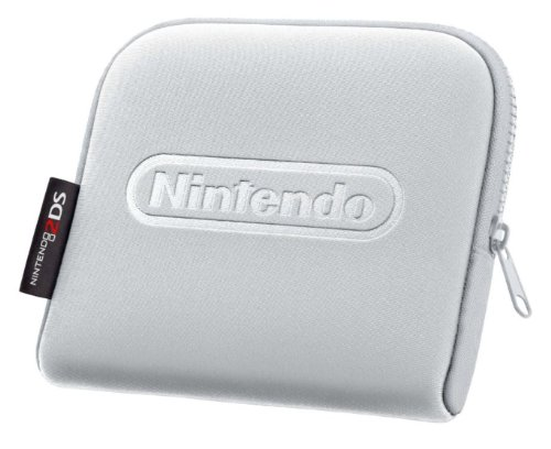 Nintendo 2DS - Tasche (Silber)