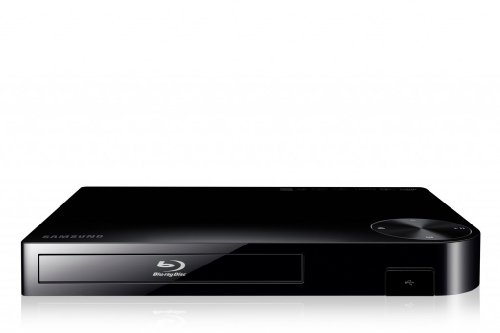 Samsung BD-F5100/EN Smart Blu-ray Player (HDMI, USB 2.0) schwarz