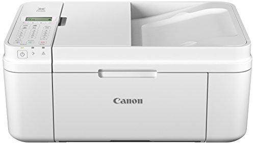 Canon Pixma MX495 Multifunktionsger�t (WiFi, Scanner, Kopierer, Drucker, Fax, 4800 x 1200 dpi) wei�