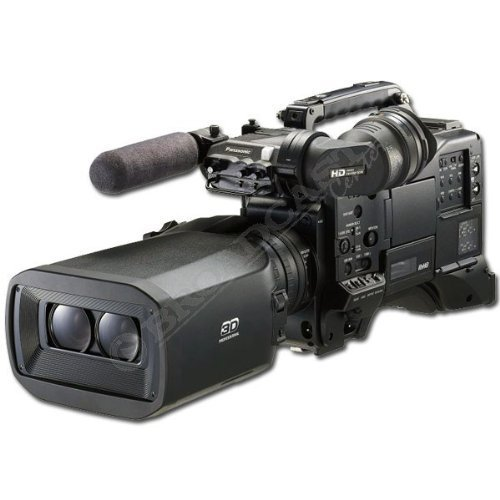 3D-FullHD P2HD professional Camcorder AG-3DP1GE