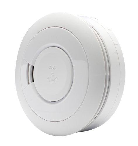 Ei Electronics Ei650 10-Jahres-Rauchwarnmelder, wei�, 1 St�ck