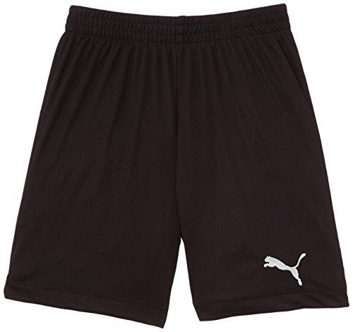PUMA Kinder Hose Velize Shorts without innerslip, black, 128, 701945 03