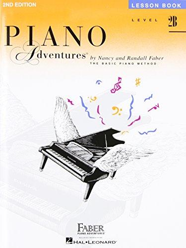 Piano Adventures. Lesson Book Level 2B