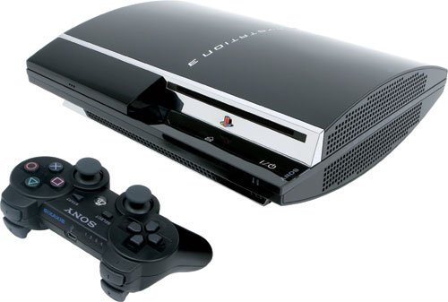 Playstation 3 - Konsole 80 GB inkl. Dual Shock 3 Wireless Controller