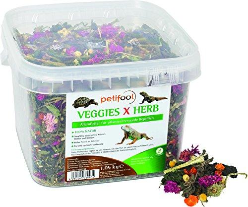 Veggies X Herb 1050g-Natur Reptilienfutter
