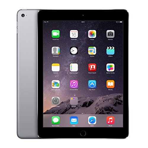 Apple iPad Air 2 24,6 cm (9,7 Zoll) Tablet-PC (WiFi, 64GB Speicher) spacegrau