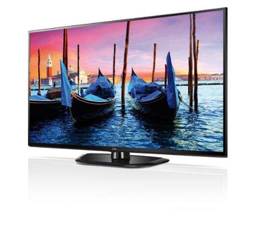 LG 50PN450B 127 cm (50 Zoll) Plasma TV EEK A HD Ready DVB-T/C HDMI 600Hz