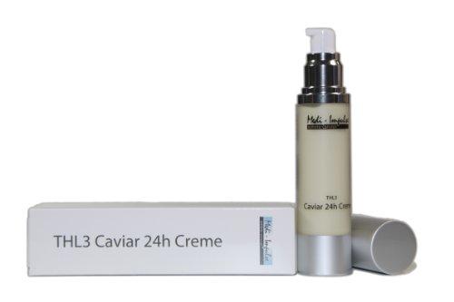 Medi-Impulse THL3 Caviar 24h Creme, 50ml Luxuscreme mit 5fach Wirkung und Hyaluron