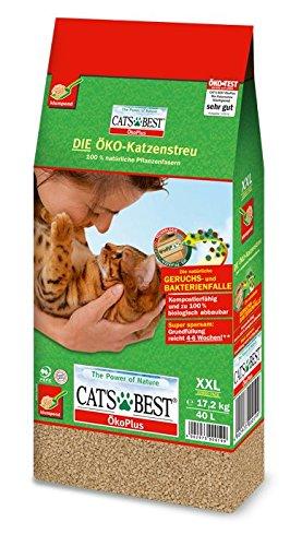 Cat's Best 28441 �ko Plus Katzenstreu, 40 Liter