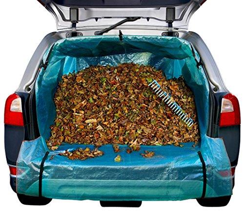 ZACKY� Kofferraumschutz - Eine Gr��e f�r alle Fahrzeug-Modelle