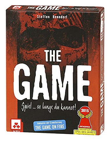 N�rnberger Spielkarten 4034 - The Game - Kartenspiel