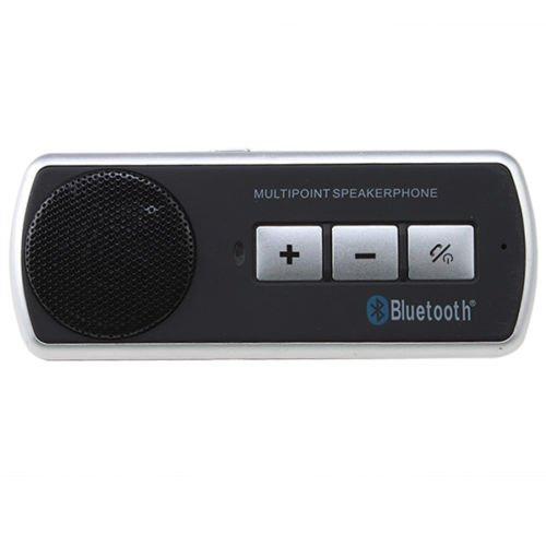 Auto KFZ Bluetooth Freisprecheinrichtung Freisprechanlage- f�r alle Bluetooth-f�hige Handys
