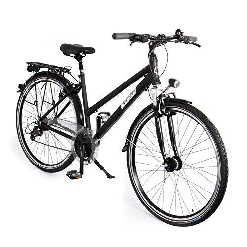 gregster damen aluminium city bike fahrrad stvzo im preisvergleich. Black Bedroom Furniture Sets. Home Design Ideas
