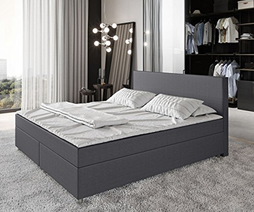 boxspringbetten bis zu 80 reduziert. Black Bedroom Furniture Sets. Home Design Ideas