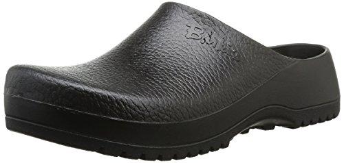 Birkenstock Classic Super-Birki, Unisex-Erwachsene Clogs, Schwarz (Black), 39 EU
