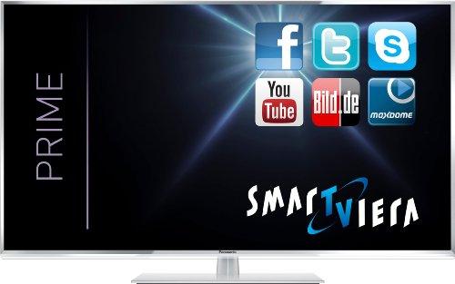Panasonic TX-L55ETW60 139 cm (55 Zoll) Fernseher (Full HD, Triple Tuner, 3D, Smart TV)