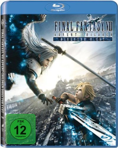 Final Fantasy VII: Advent Children (Director's Cut) [Blu-ray]