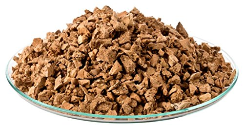 1 Liter Korkgranulat, MITTELGROB (3-8 mm) (Kork-Substrat, Kork-Schrot) f�r Terrarien (Reptilien), Terrariensubstrat (Sp�ne, Einstreu, Bodengrund) oder Dekoration / Modellbau