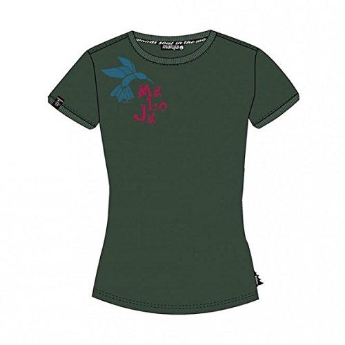 Maloja Kurzarmshirt Women's ColibriM. T-Shirt rust (Gr��e: S)
