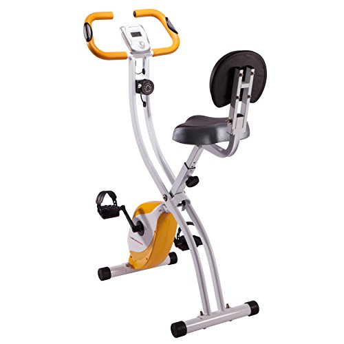 Ultrasport Heimtrainer F-Bike 200B, Wei�/Orange, 331400000071