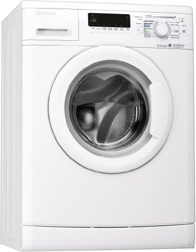 Bauknecht WA PLUS 634 Waschmaschine Frontlader / A+++ / 2+2 Jahre Herstellergarantie / 1400 UpM / 6 kg / Wei� / Startzeitvorwahl / 15-Minuten-Programm / Farbprogramme
