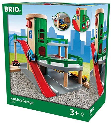 Brio 33204 - Parkhaus, Stra�en und Schienen