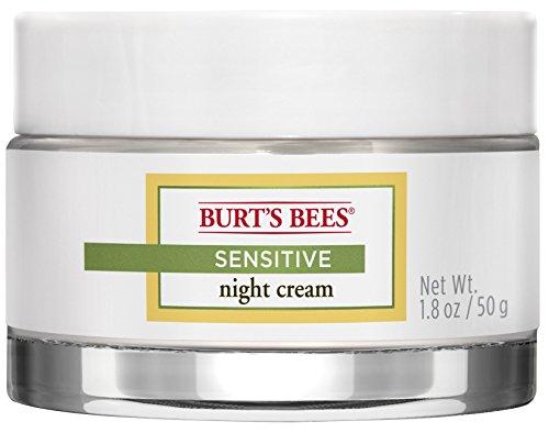 Burt's Bees Nachtcreme f�r empfindliche Haut mit Baumwollextrakt, 50g