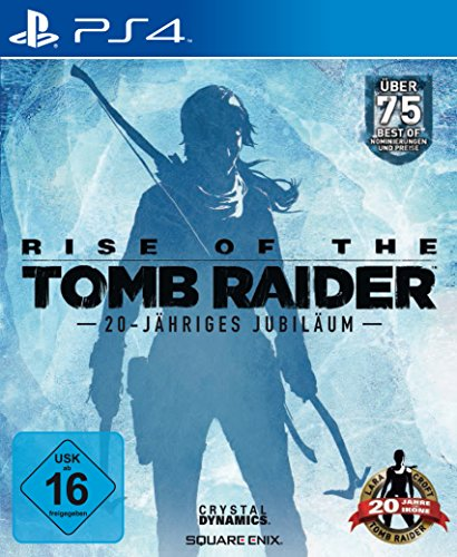 Rise of the Tomb Raider: 20-j�hriges Jubil�um - Day One Edition [PlayStation 4]