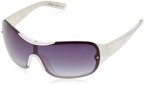 Dice Damen Sonnenbrille, white crystal, D04866-6