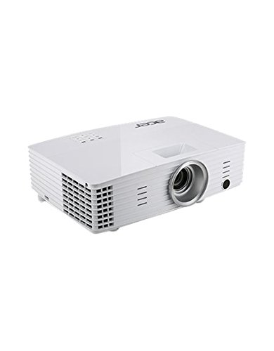 Acer P1185 3D SVGA DLP-Projektor (direkt 3D-f�hig �ber HDMI 1.4a, 3.200 ANSI Lumen, Kontrast 13.000:1, 800 x 600 Pixel, MHL) wei�