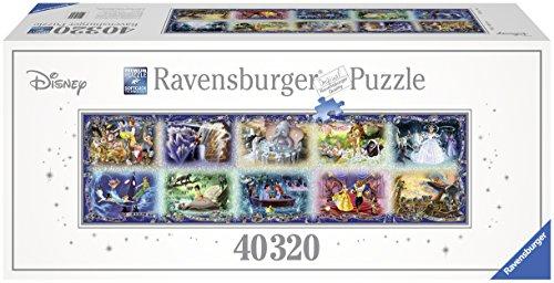 Ravensburger 17826 - Unvergessliche Disney Momente, 40320 Teile Puzzle