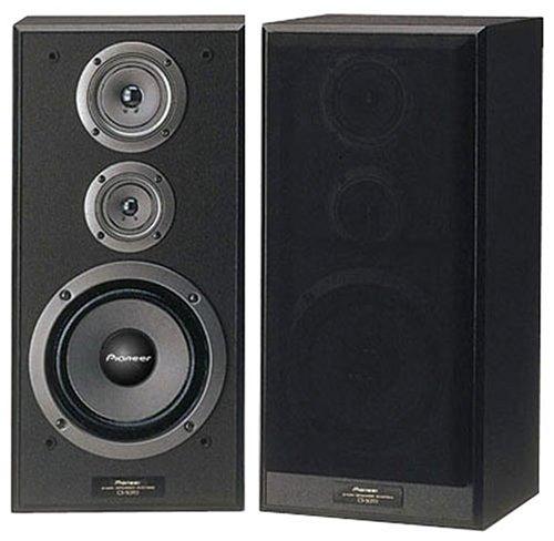 Pioneer CS-3070 S Lautsprecher-Paar schwarz