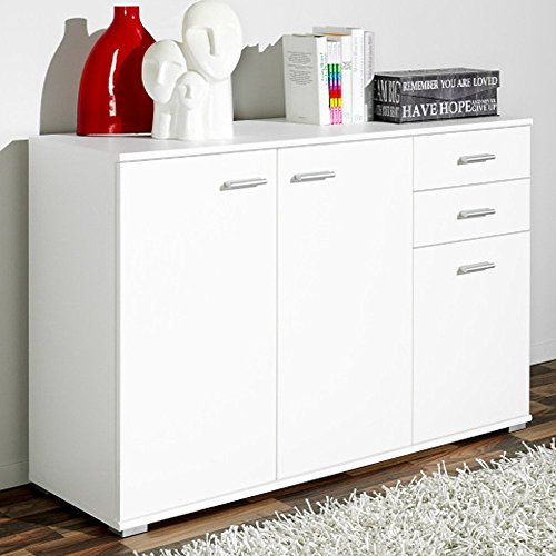 Sideboard Sunset Farbe: Wei�