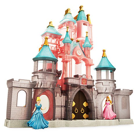 Disney Princess / Prinzessinnen Schloss Spiel Set - Original Disney Parks Merchandise
