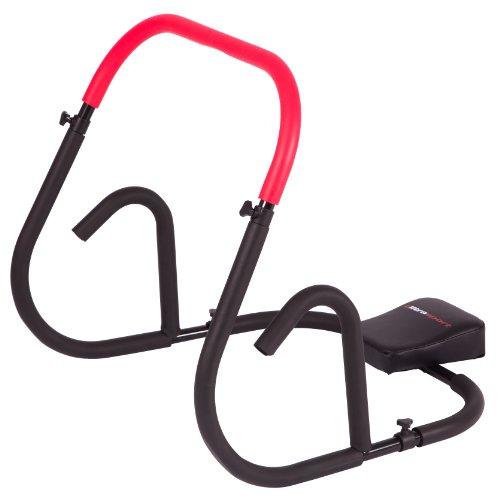 Ultrasport AB Trainer, Bauchtrainer / AB Roller - klappbar, leicht verstaubar