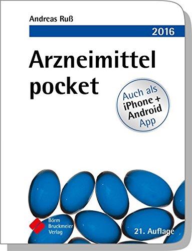 Arzneimittel pocket 2016 (pockets)