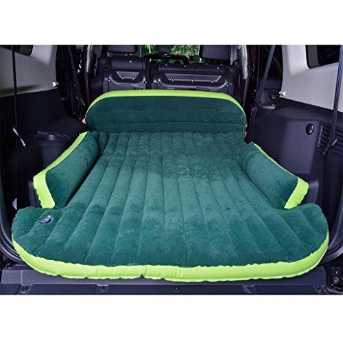 Zoiibuy.DE Auto-Kissen/-Luftmatratze Mobil Inflation Travel Dickere Back Seat Luftkissen Luftmatratze , Luftmatratze f�r SUV Camping usw.Kostenlose mit pumpe