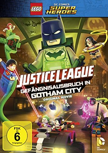 LEGO DC Super Heroes Justice League: Gef�ngnisausbruch in Gotham City