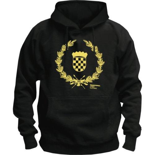 Zoonamo Kroatien Classic Hoody S